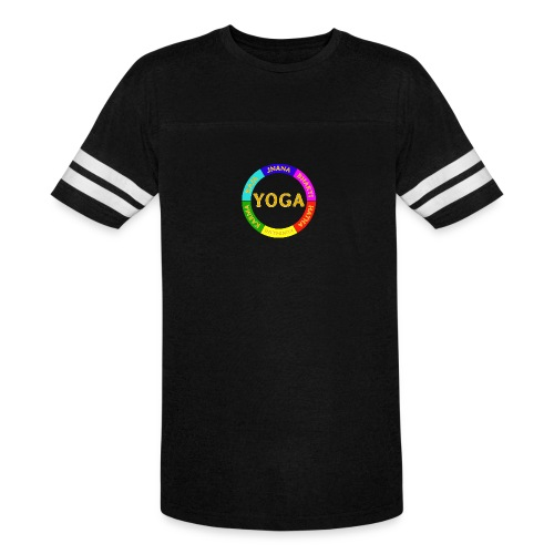 6 ways of Yoga - Vintage Sport T-Shirt