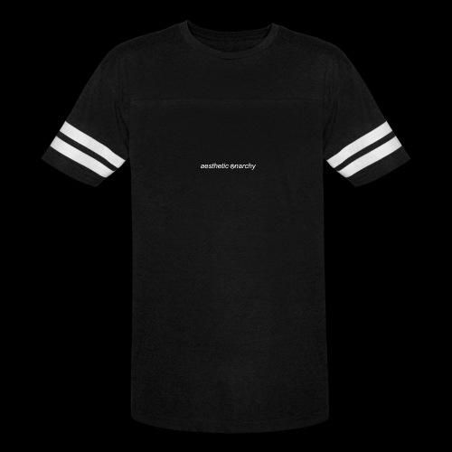 'Black' Aesthetic Anarchy - Vintage Sport T-Shirt