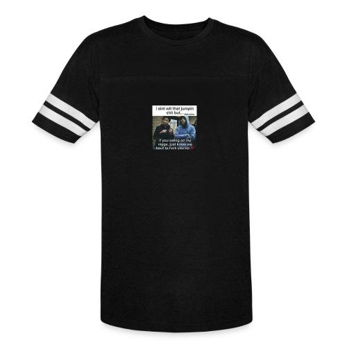 Friends down for friends - Vintage Sport T-Shirt