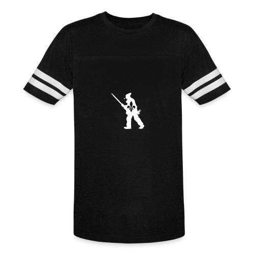 Patriote 1837 Québec - Vintage Sport T-Shirt