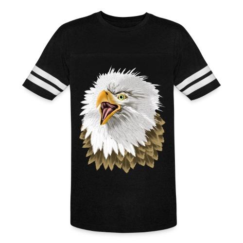 Big, Bold Eagle - Vintage Sport T-Shirt