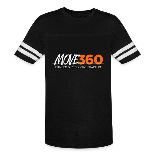 Move360 Logo LightGrey - Vintage Sport T-Shirt