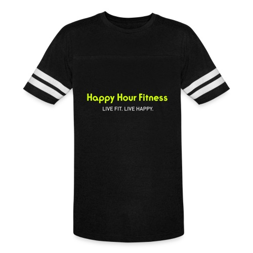 HHF_logotypeandtag - Vintage Sport T-Shirt