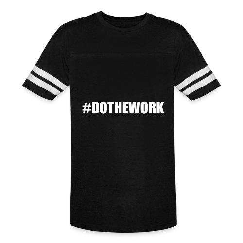 DOTHEWORK TEE - Vintage Sport T-Shirt