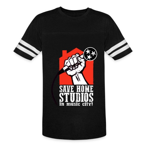 Save Home Studios In Music City - Vintage Sport T-Shirt