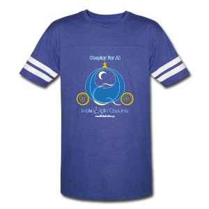 Cosplay For All: Cinderella - Vintage Sport T-Shirt