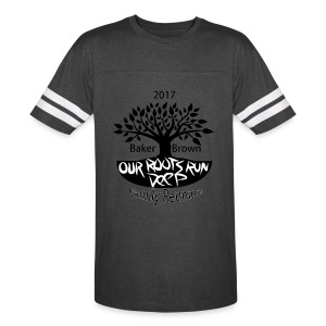 Baker Brown Family Reunion - Vintage Sport T-Shirt