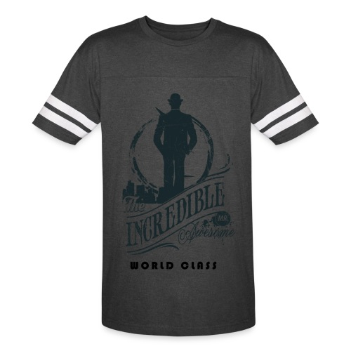 MR AWESOME - Vintage Sport T-Shirt