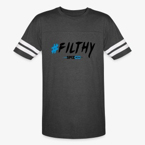 #Filthy white - Spizoo Hashtags - Vintage Sport T-Shirt