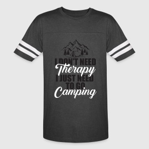 I Just Need To Go Camping T Shirt - Vintage Sport T-Shirt