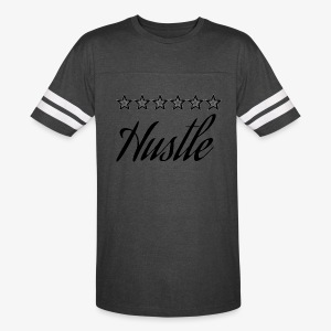 hustle with stars - Vintage Sport T-Shirt