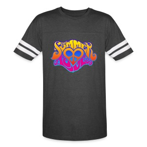 The Summer Of Love 3 - Vintage Sport T-Shirt