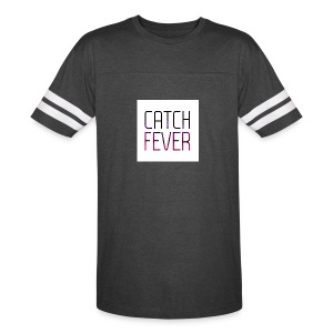 CATCH FEVER 2017 LOGO - Vintage Sport T-Shirt