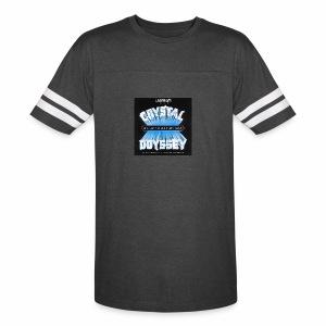 Laserium Crystal Osyssey - Vintage Sport T-Shirt