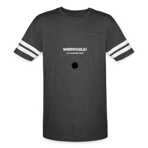 Spaceteam Wormhole! - Vintage Sport T-Shirt
