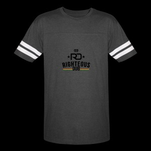 Righteous Dub Logo - Vintage Sport T-Shirt