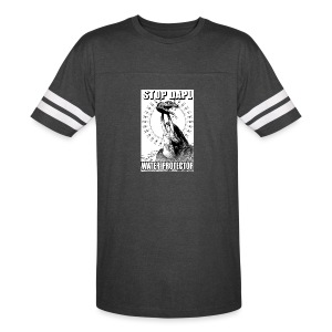 STOP DAPL Water Protector - Vintage Sport T-Shirt