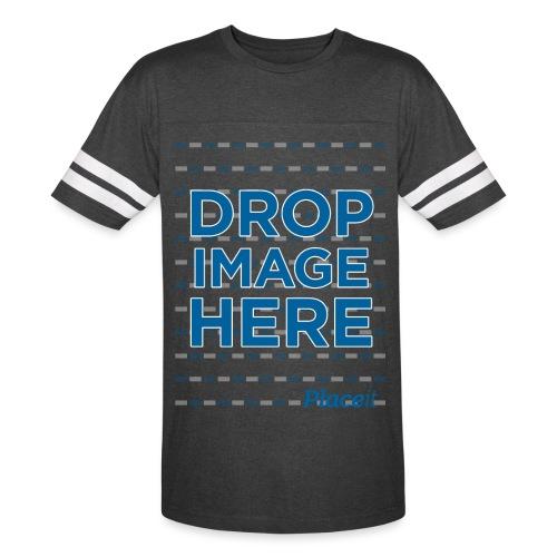 DROP IMAGE HERE - Placeit Design - Vintage Sport T-Shirt