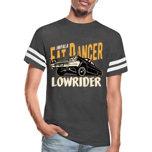 Chevy Impala - Fat Dancer - Vintage Sports T-Shirt