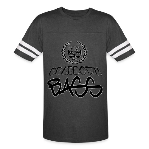 BEATDOWN BLACK LOGO - Vintage Sport T-Shirt
