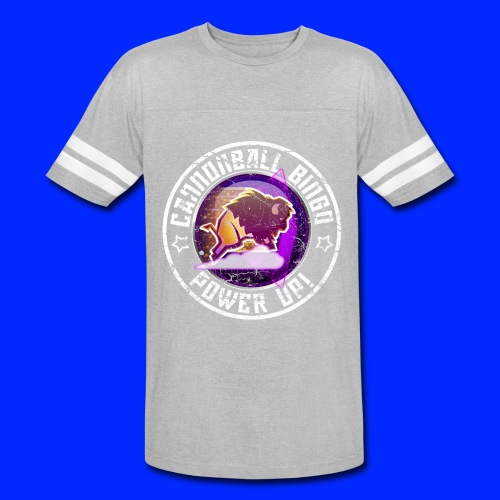 Vintage Stampede Power-Up Tee - Vintage Sport T-Shirt
