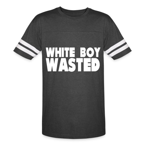 White Boy Wasted - Vintage Sport T-Shirt