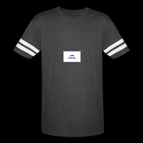 Blue 94th mile - Vintage Sport T-Shirt