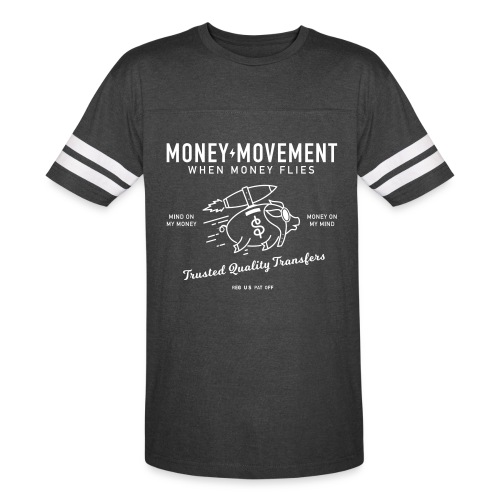 quality fund transfers - Vintage Sport T-Shirt