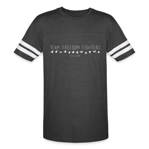 team freedom fighters log - Vintage Sport T-Shirt