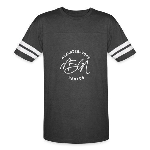 MSGN Logo - Vintage Sport T-Shirt