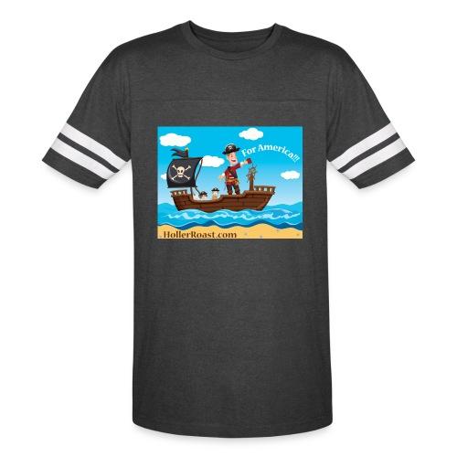 Holler Roast: For America! - Vintage Sport T-Shirt