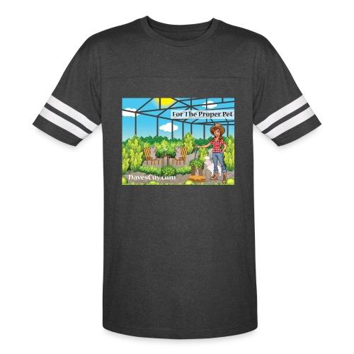 Guinea Pig Aviary - Vintage Sport T-Shirt