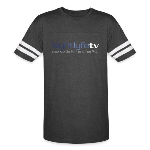 NTV Logo Full - Vintage Sport T-Shirt