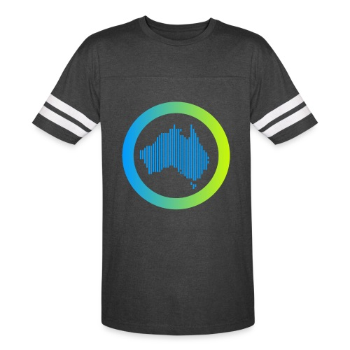Gradient Symbol Only - Vintage Sport T-Shirt