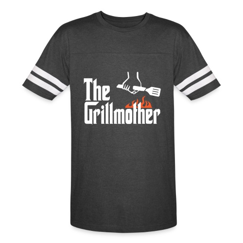 The Grillmother - Vintage Sport T-Shirt