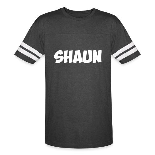 Shaun Logo Shirt - Vintage Sport T-Shirt