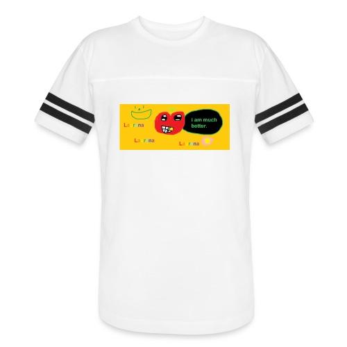 pechy vs apple - Vintage Sport T-Shirt