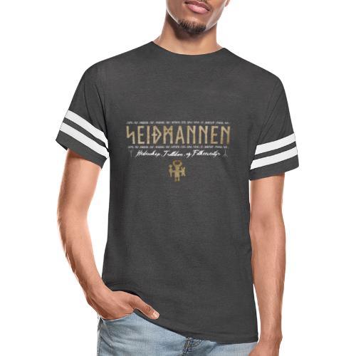SEIÐMANNEN - Heathenry, Magic & Folktales - Vintage Sports T-Shirt