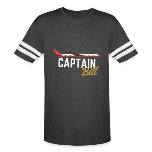 Captain Bill Avaition products - Vintage Sport T-Shirt
