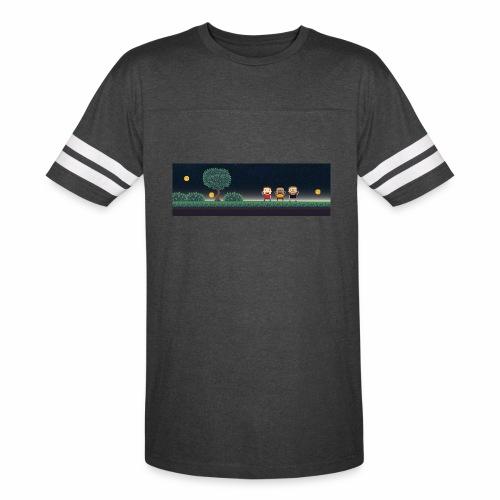 Twitter Header 01 - Vintage Sport T-Shirt