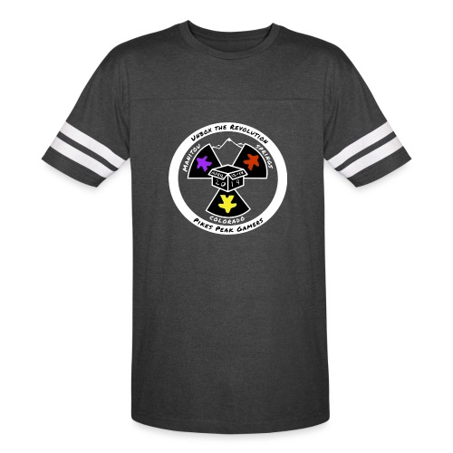 Pikes Peak Gamers Convention 2019 - Clothing - Vintage Sport T-Shirt
