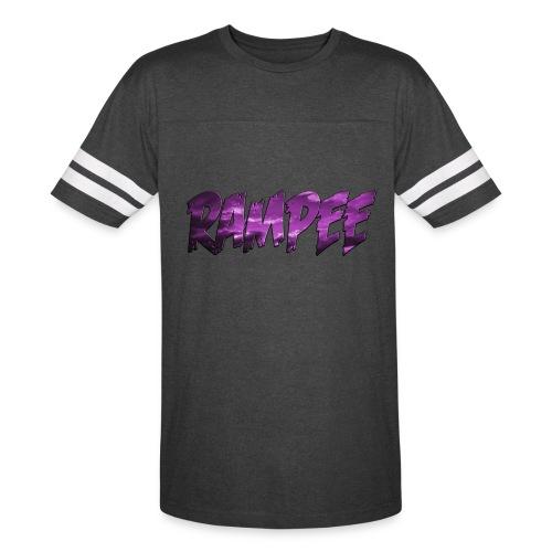 Purple Cloud Rampee - Vintage Sport T-Shirt