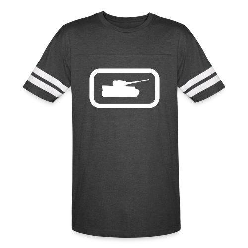 Tank Logo (White) - Axis & Allies - Vintage Sports T-Shirt