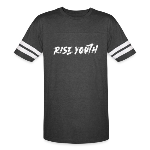 RISE YOUTH MERCH - Vintage Sport T-Shirt
