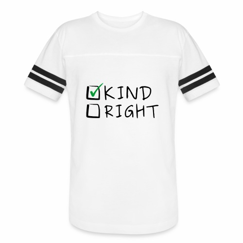 Choose Kind Anti-Bullying - Vintage Sport T-Shirt