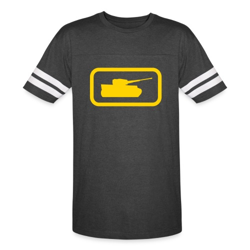 Tank Logo - Multi-Color - Axis & Allies - Vintage Sport T-Shirt