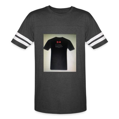 Mr and Mrs t-shirt - Vintage Sport T-Shirt