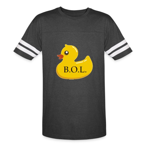 Official B.O.L. Ducky Duck Logo - Vintage Sport T-Shirt
