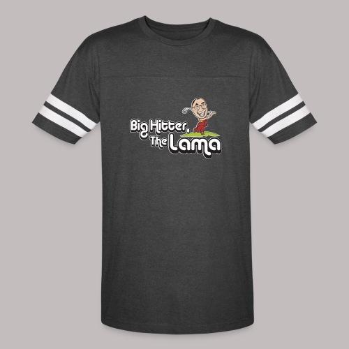 Big Hitter The Lama - Vintage Sport T-Shirt