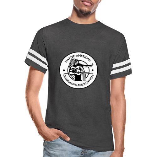 NAGA Logo - Vintage Sport T-Shirt